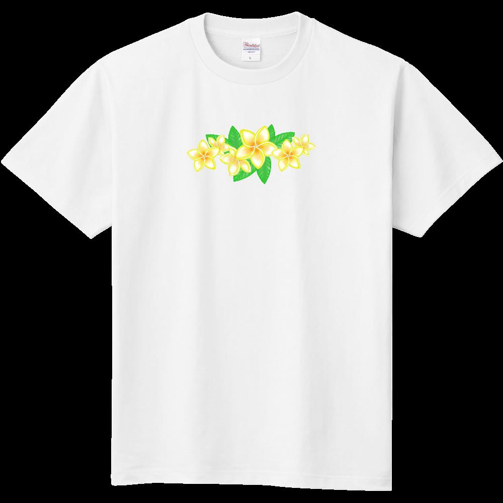 プルメリア Tシャツ  定番Tシャツ