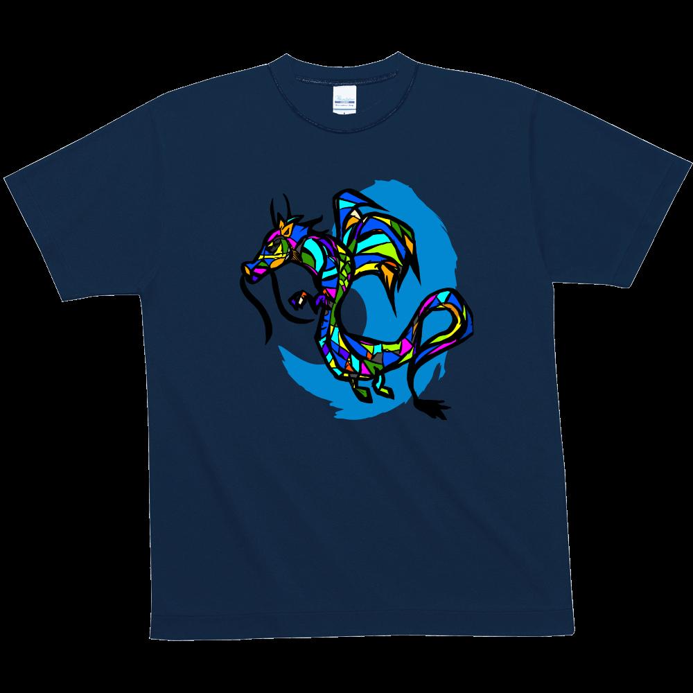 Glass Dragon  Tシャツ ハニカムメッシュTシャツ