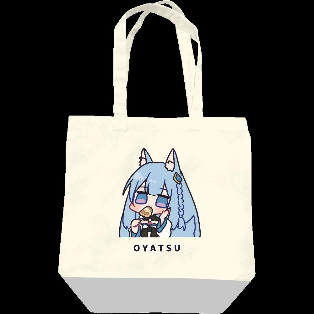 水色ちゃんトートバッグ レギュラーキャンバストートバッグ(M)