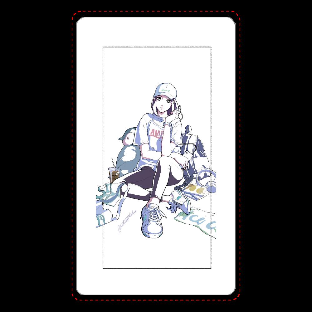 Cool girl prototype インジケータ無バッテリー4000mAh