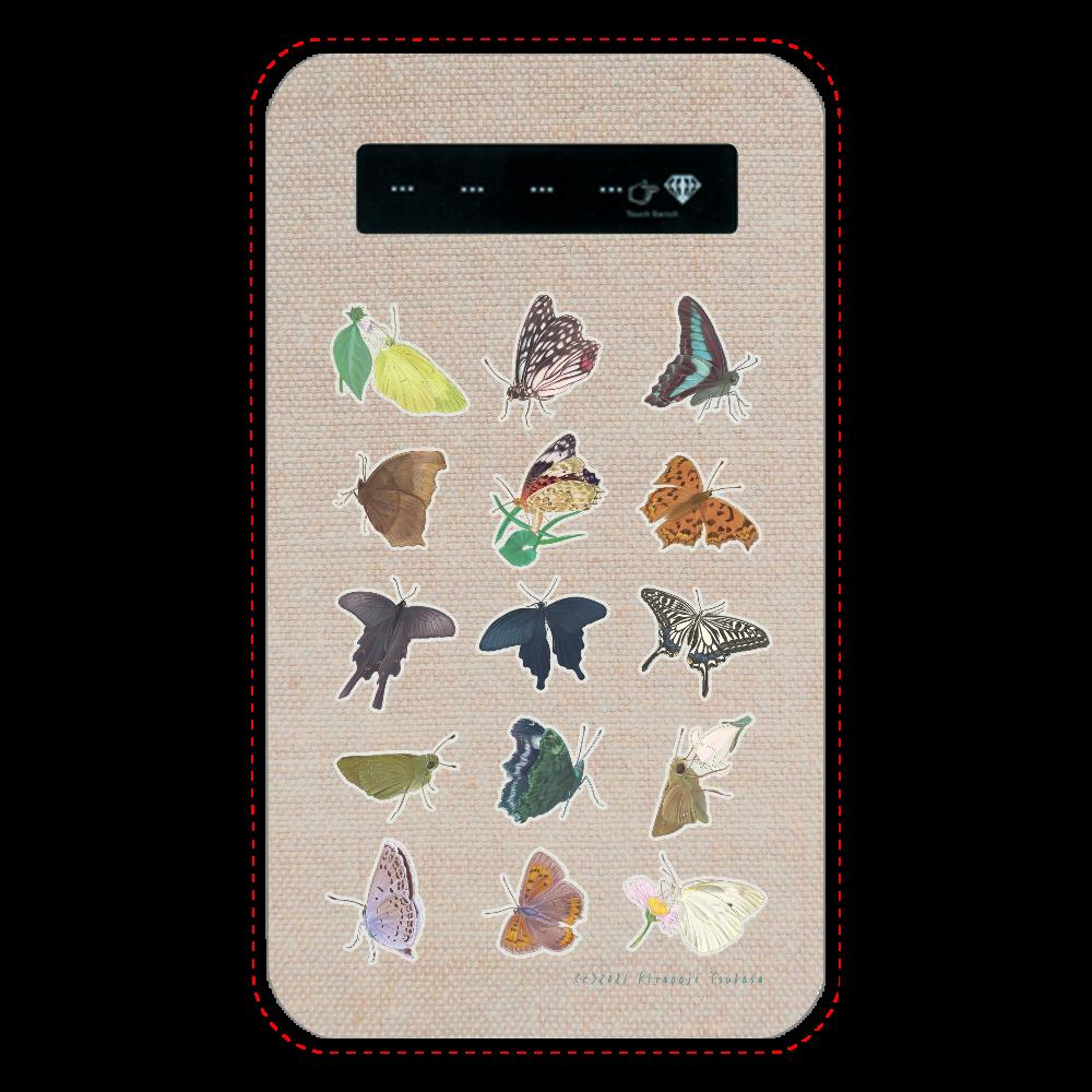 蝶のおもいで インジケータ有バッテリー4000mAh