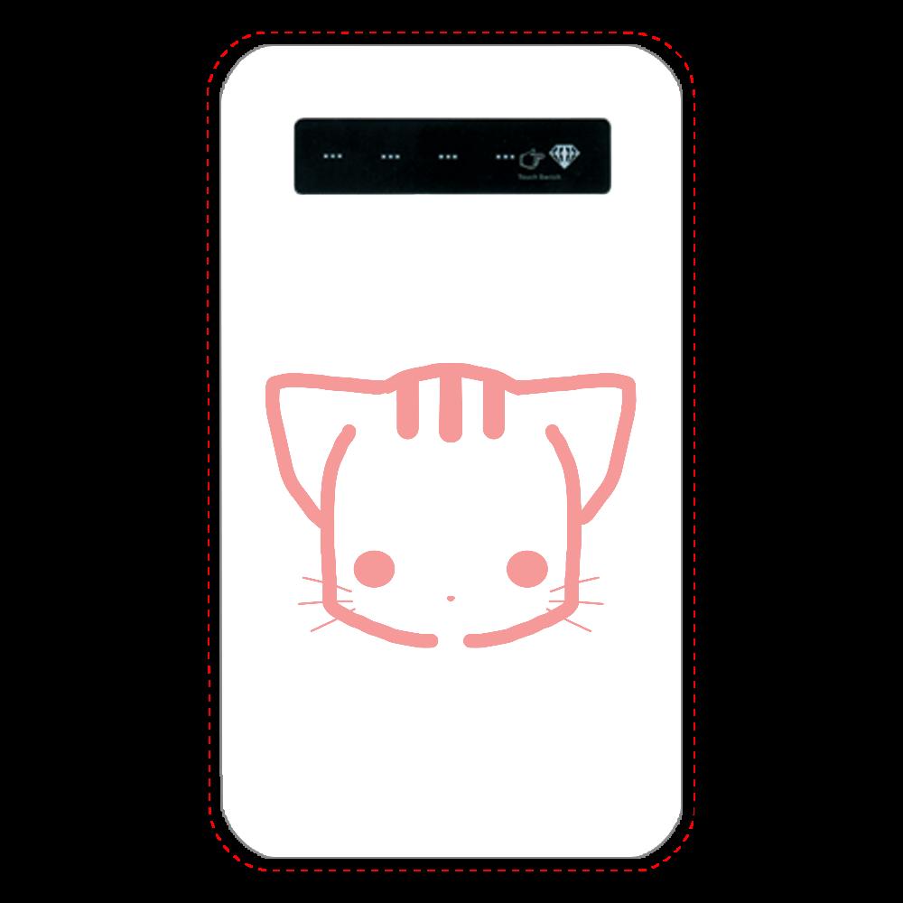 猫(顔) インジケータ有バッテリー4000mAh