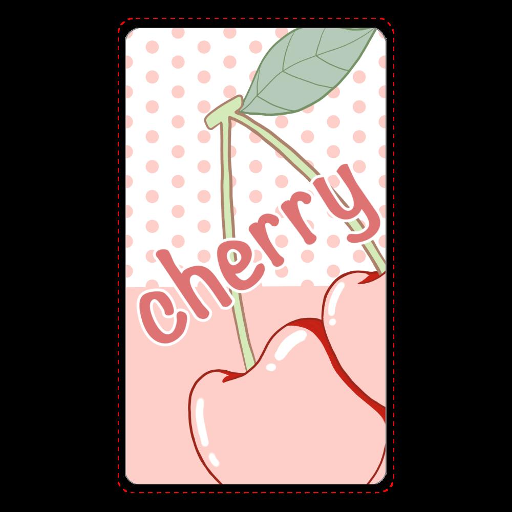 Cherry(ドットカラーver.) インジケータ無バッテリー4000mAh