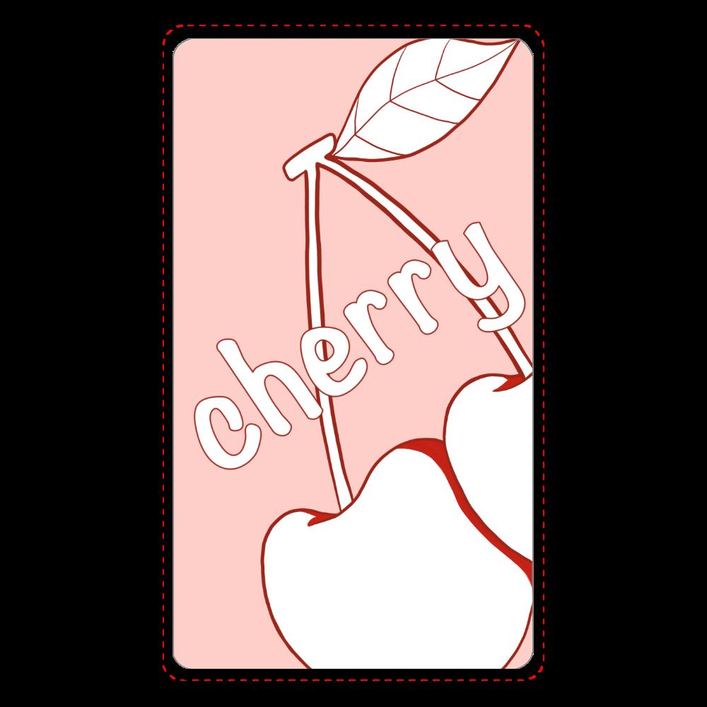 Cherry(シンプルカラーver.) インジケータ無バッテリー4000mAh