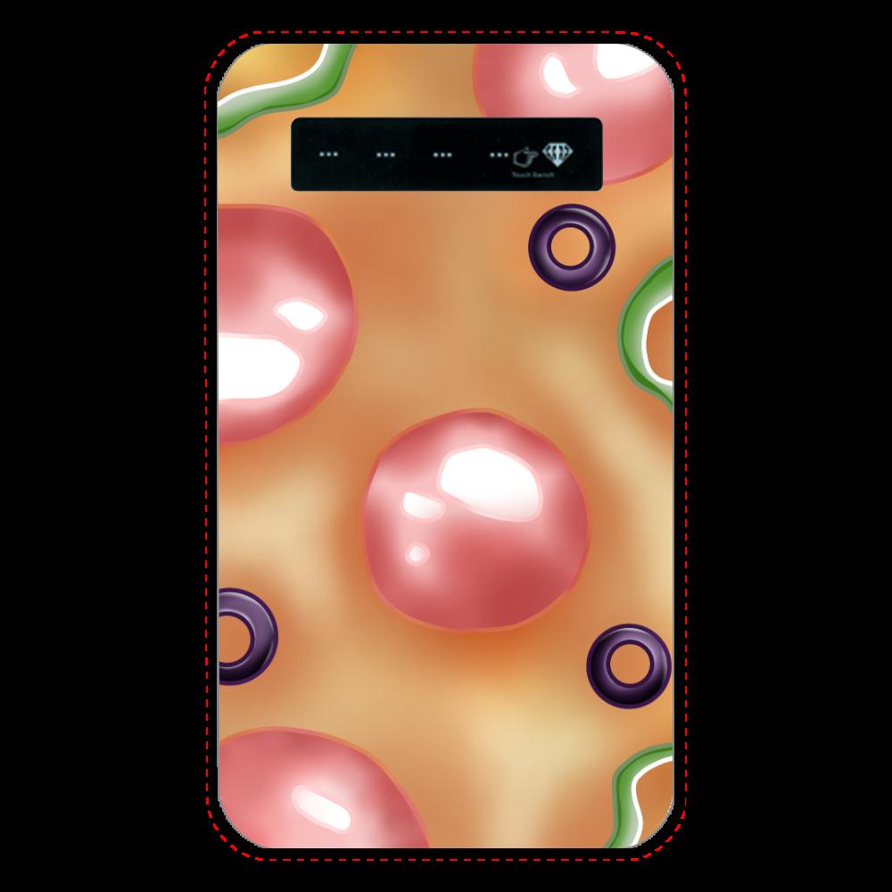 pizza do up インジケータ有バッテリー4000mAh