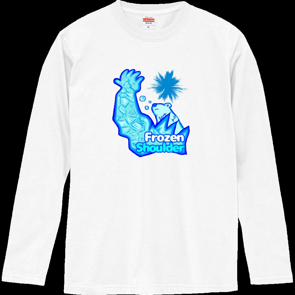 Frozen Shoulder  ロングスリーブ ロングスリーブTシャツ