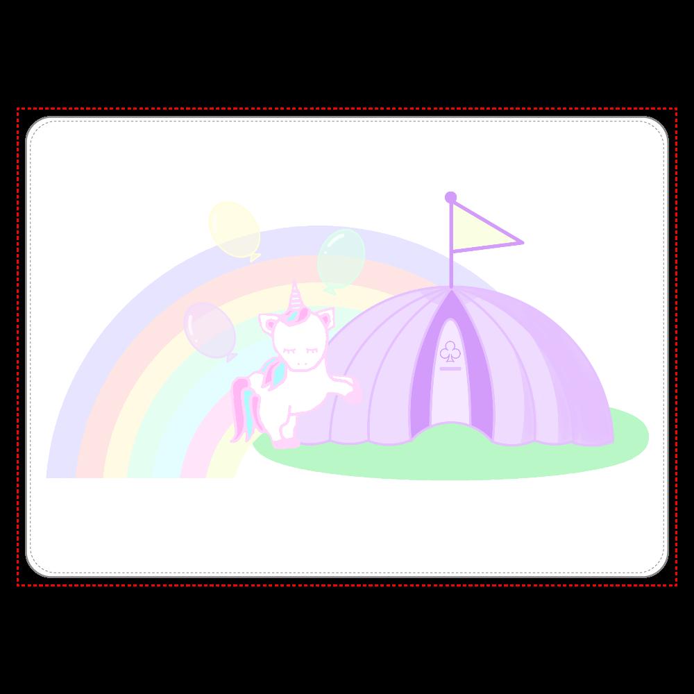 ユニコーンハウス タブレットケース汎用Mサイズ