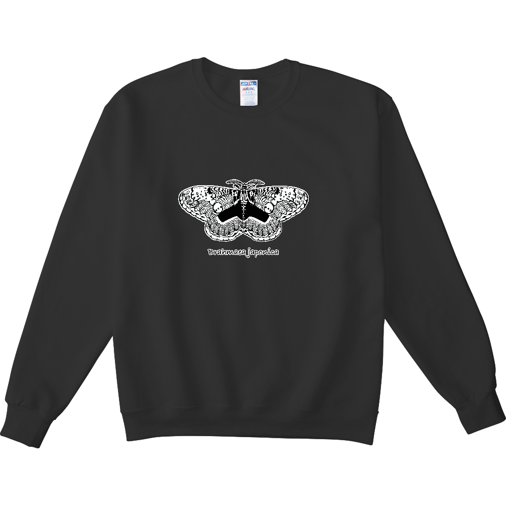 Brahmaea japonica NUBLENDスウェットシャツ