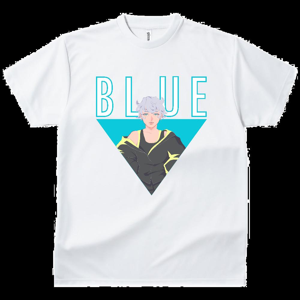 BLUE(Tシャツ) ドライTシャツ