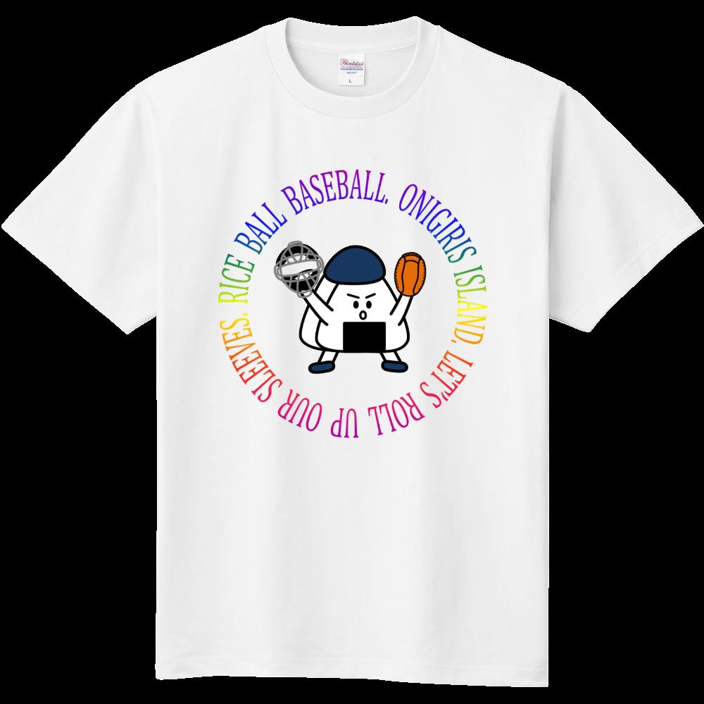 CATCHER ( レインボーサークル ) 定番Tシャツ