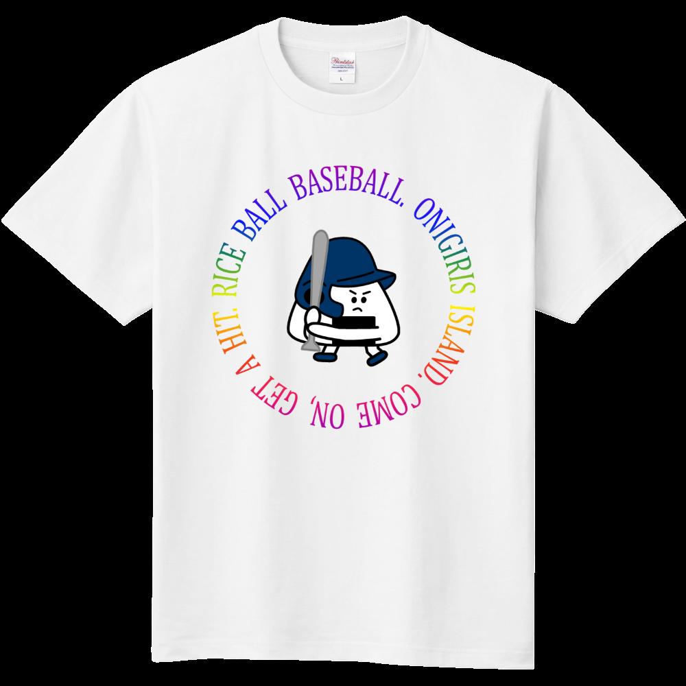 BATTER ( レインボーサークル ) 定番Tシャツ