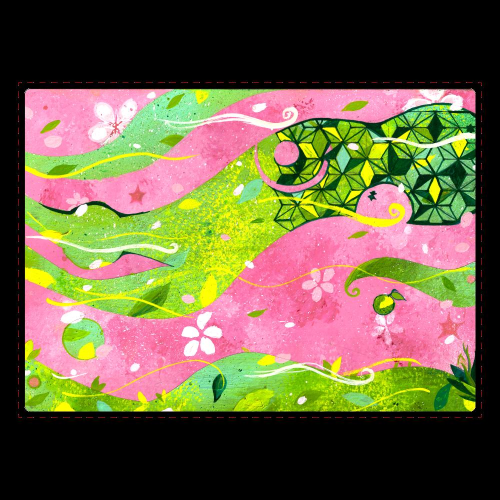 桜色のパズル ジグソーパズル A4サイズ 104ピース