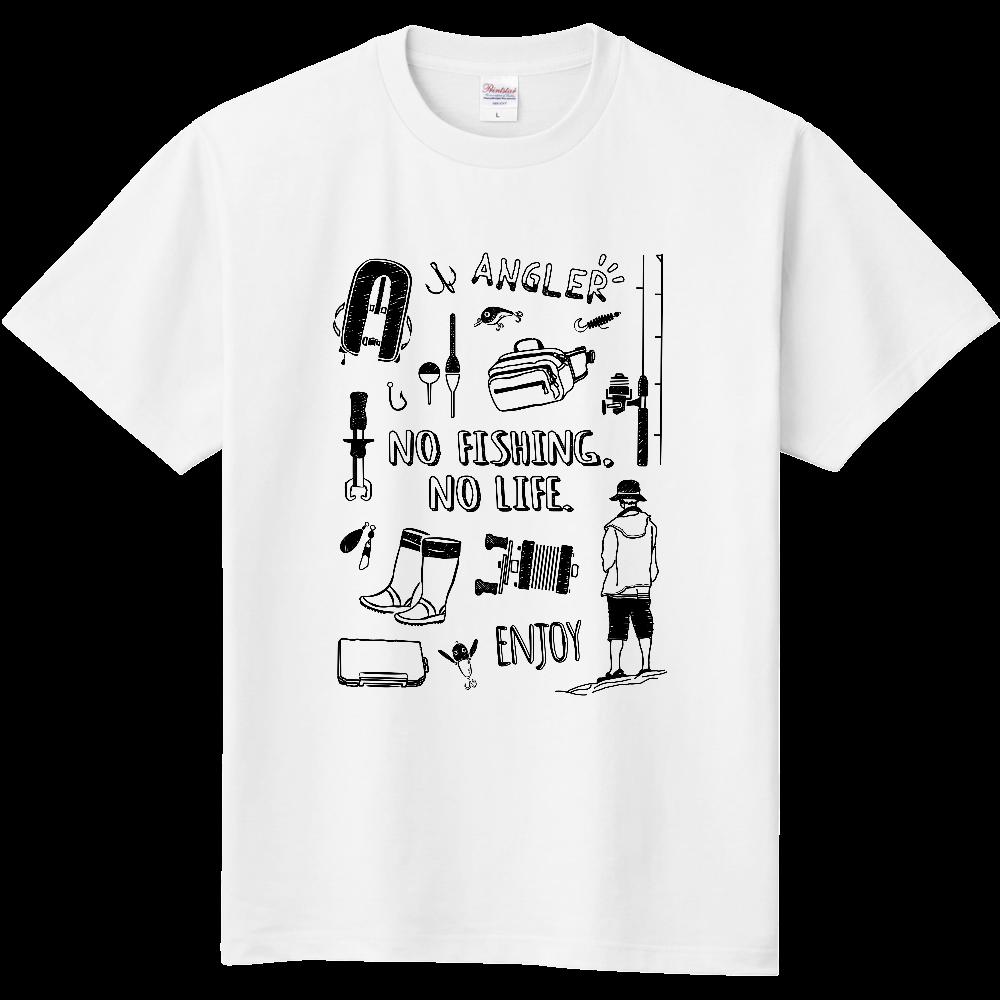釣りの準備 定番Tシャツ
