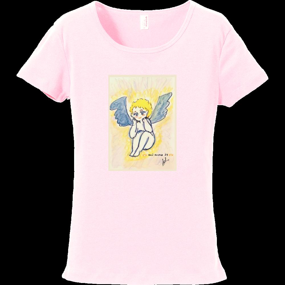 天使ヌクメール フライスTシャツ