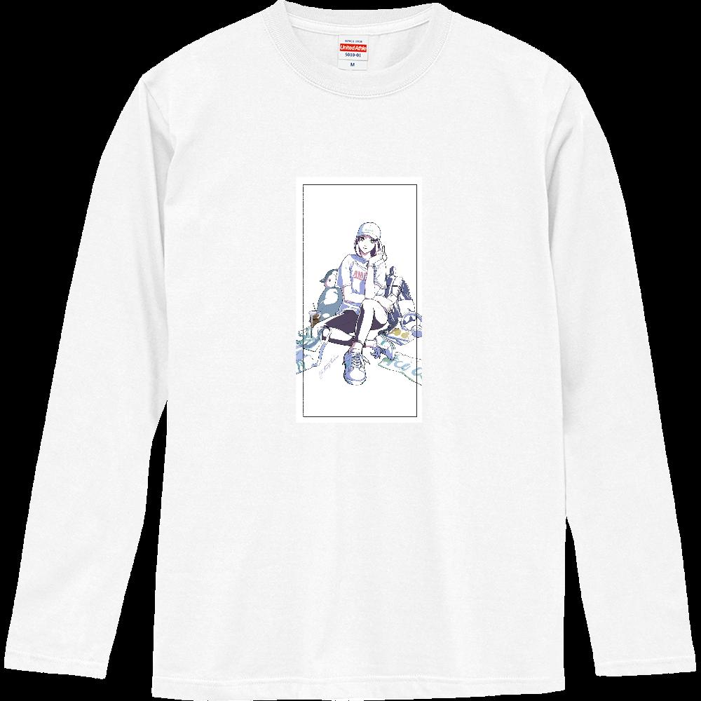 Cool girl prototype ロングスリーブTシャツ
