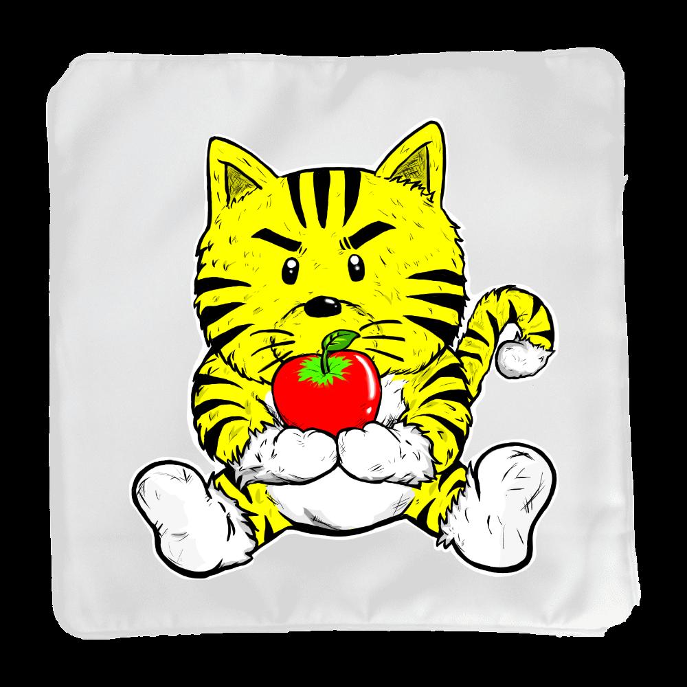 TORA りんご  黄色 クッション クッション(小)