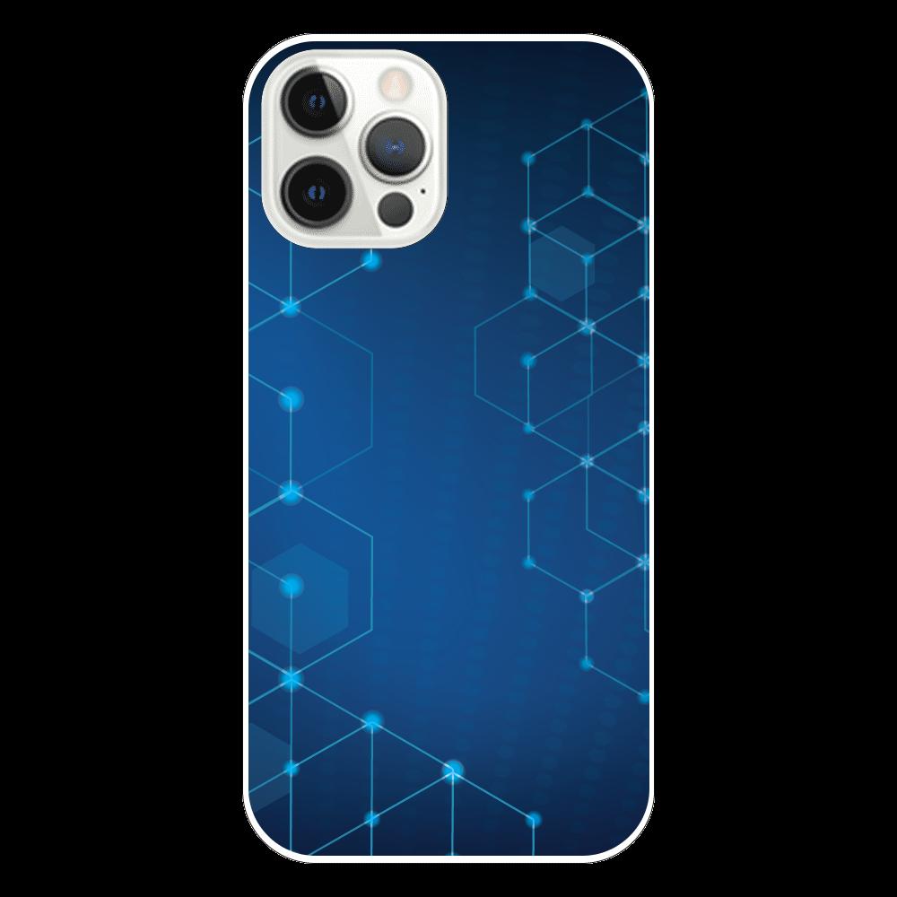 デジタル02 iPhone12 Pro(透明)