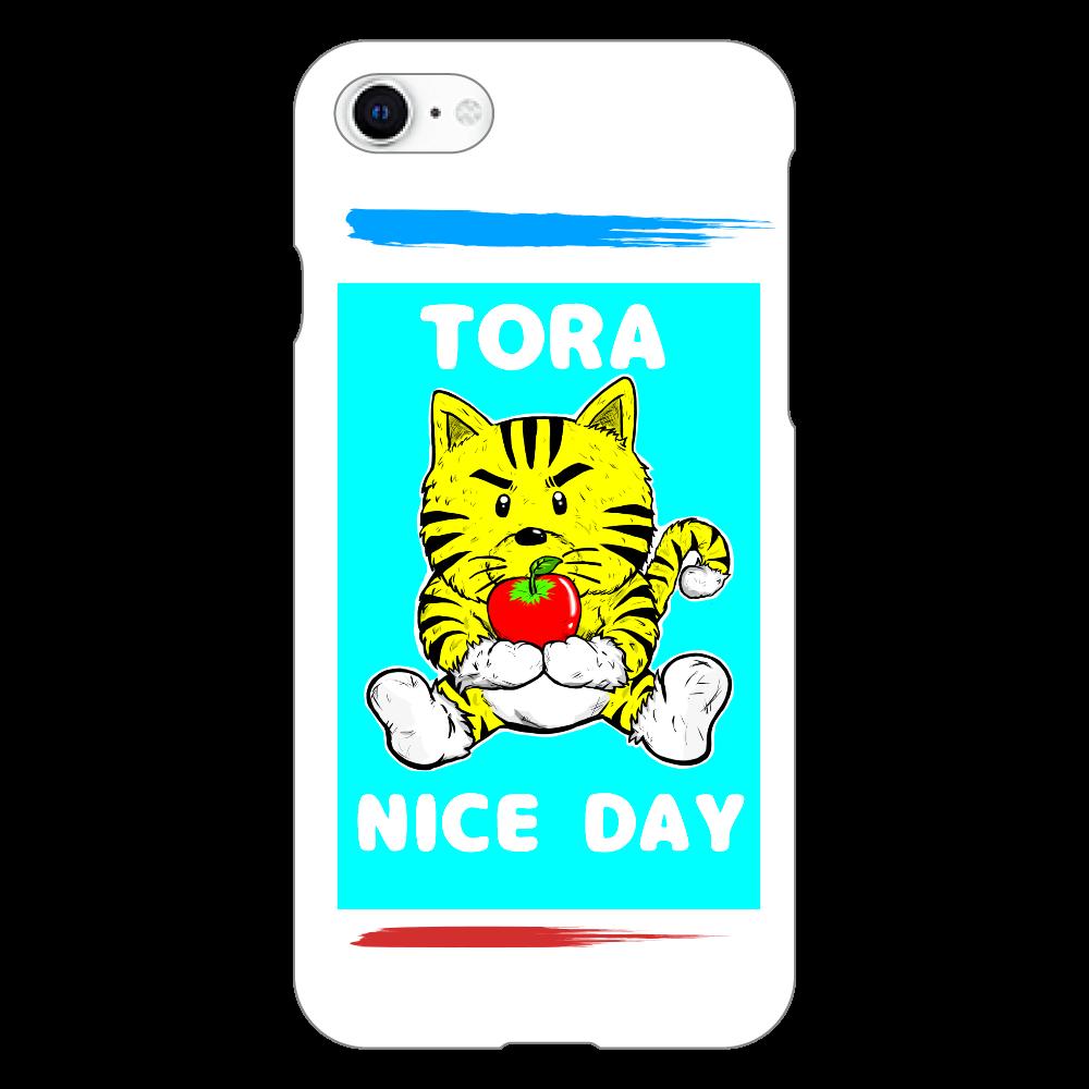 TORA NICE DAY  iPhone SE第2世代 iphoneSE2(白)