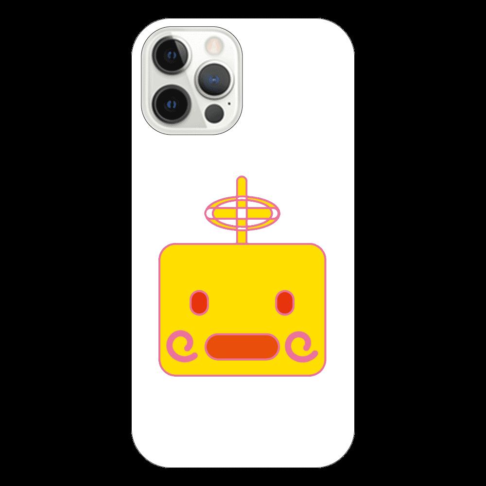 ロボ iPhone12 Pro(透明)ロボ iPhone12 Pro(透明)
