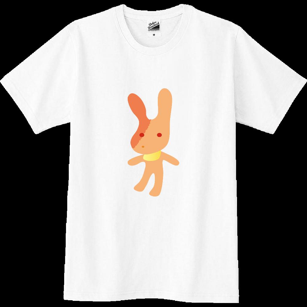 ウサギ Tシャツ ウサギ スリムTシャツ
