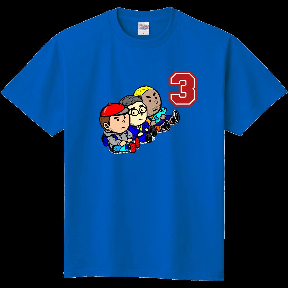 3 Brothers Tシャツ  定番Tシャツ