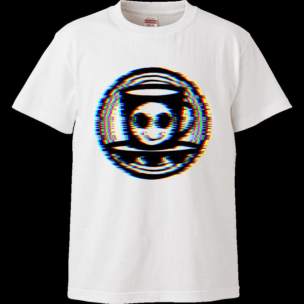 STARSHIPCAFE/AlienNoise(Men's) ハイクオリティーTシャツ