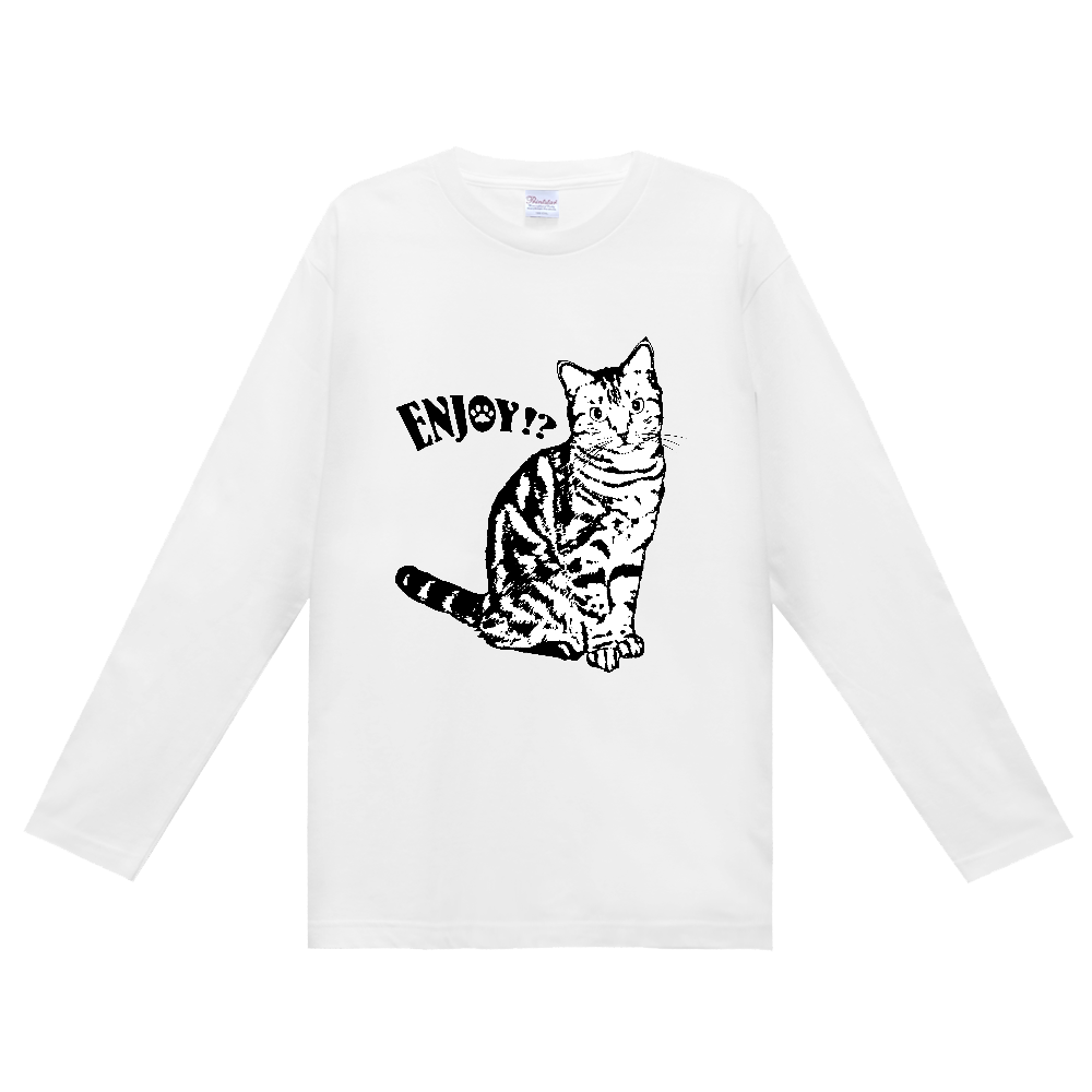 CAT_1 ヘビーウェイト長袖Tシャツ