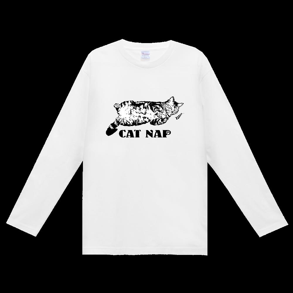CAT_6 ヘビーウェイト長袖Tシャツ