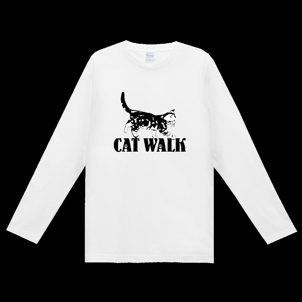CAT_12 ヘビーウェイト長袖Tシャツ
