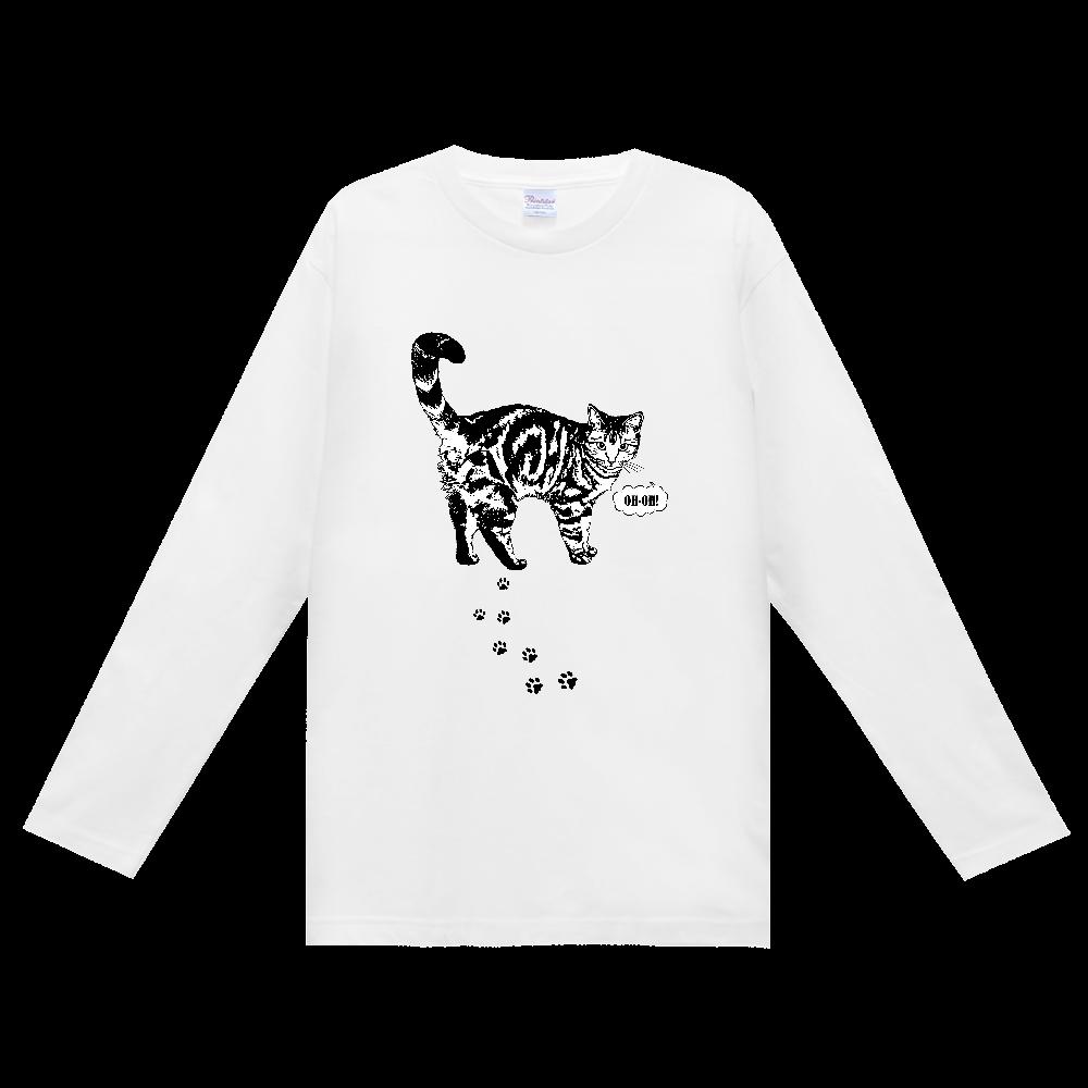 CAT_13 ヘビーウェイト長袖Tシャツ
