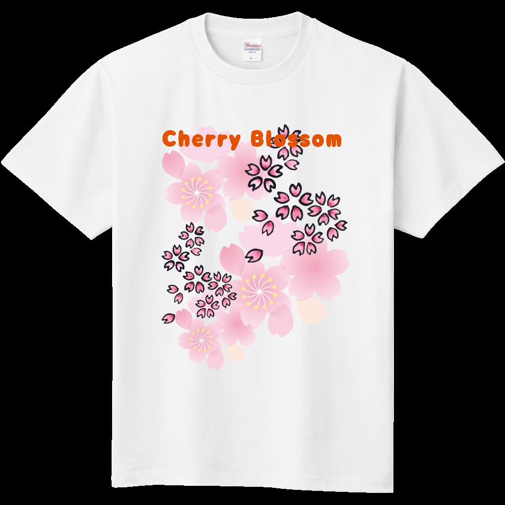 桜 Tシャツ 定番Tシャツ