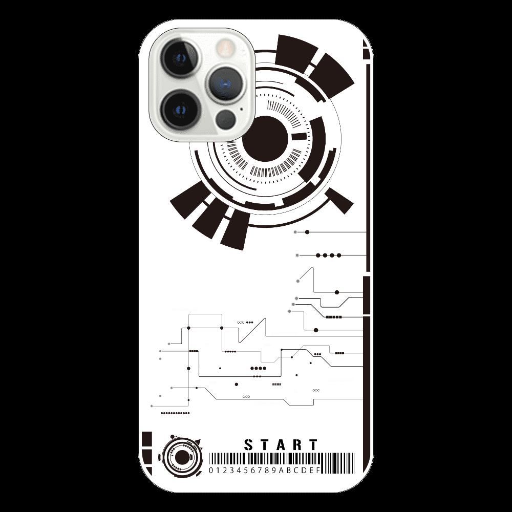ギア! iPhone12 Pro(透明)