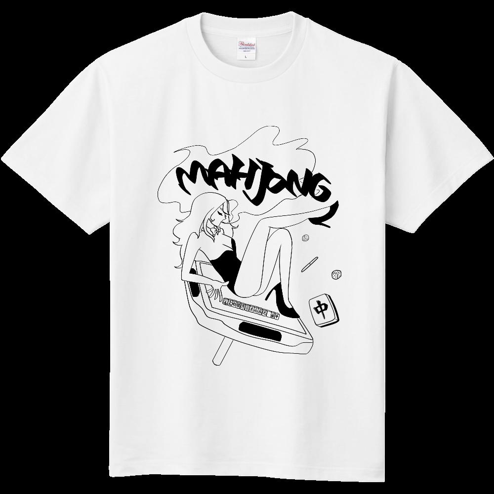 MAHJONG  定番Tシャツ