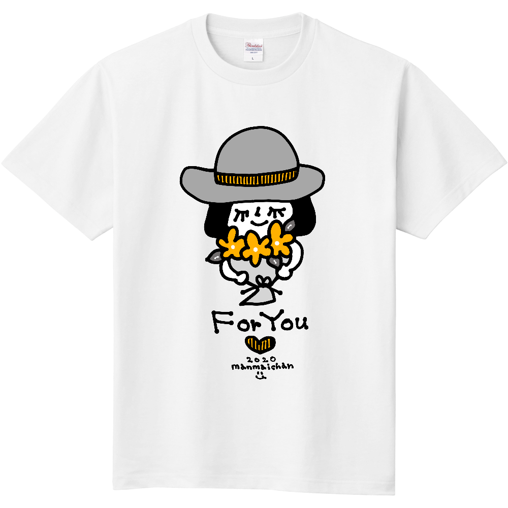 FOR YOU 定番Tシャツ