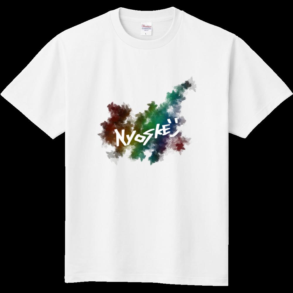 Nyoskeロゴ推しTシャツ 定番Tシャツ