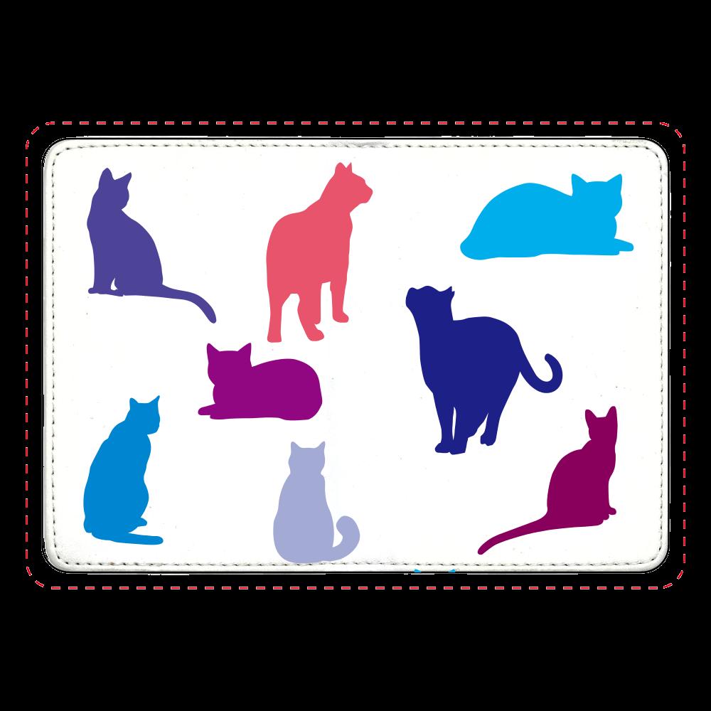 猫たちのカード収納ケース カード収納ケース