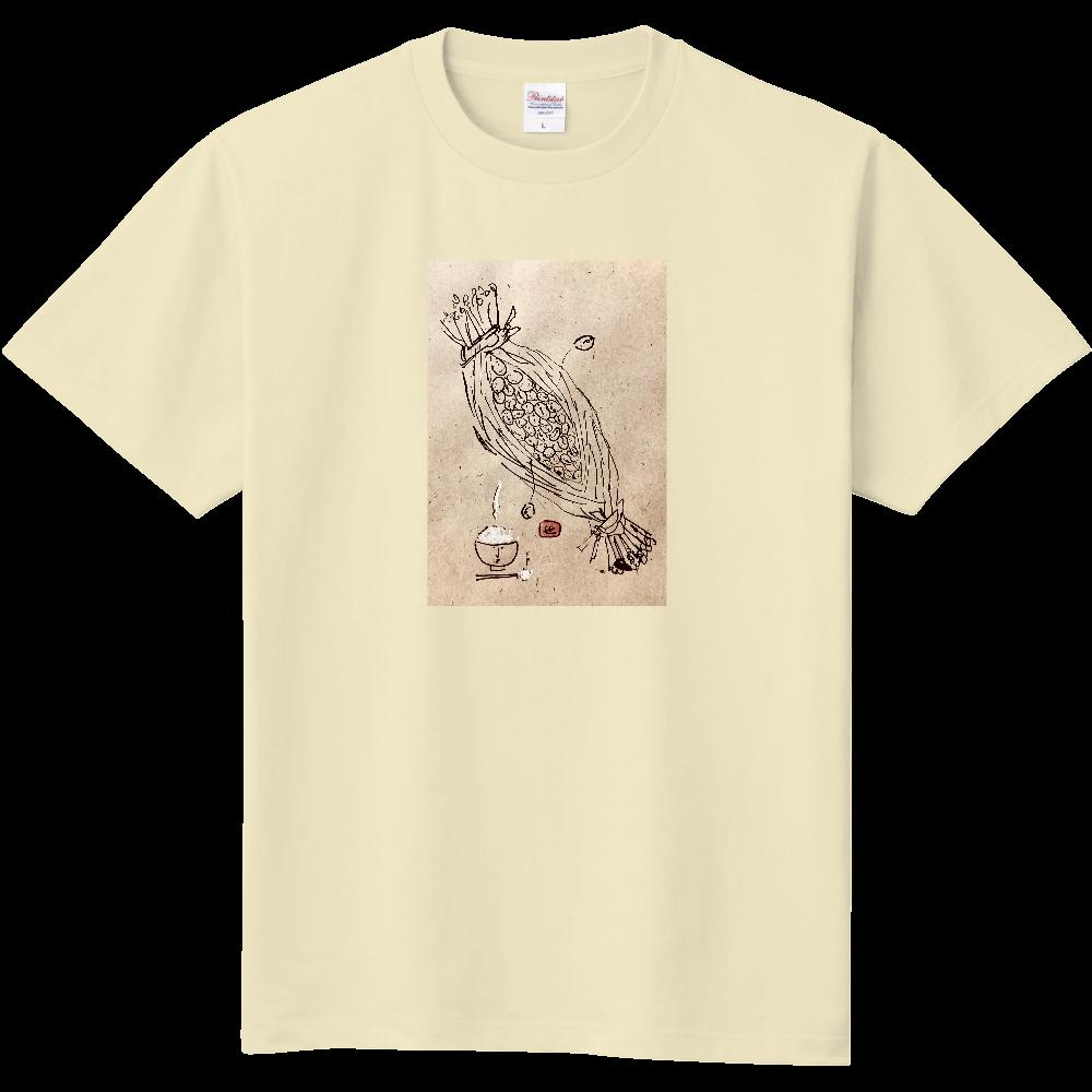 なっとうTシャツ 定番Tシャツ