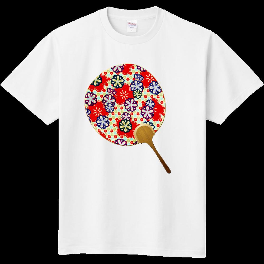 おもしろTシャツ 内輪 涼しい気分で過ごそう6 メンズ レディース 定番Tシャツ