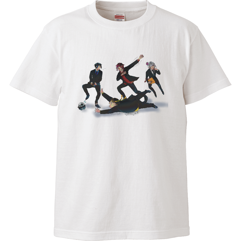 END会 1stライブ Tシャツ ハイクオリティーTシャツ