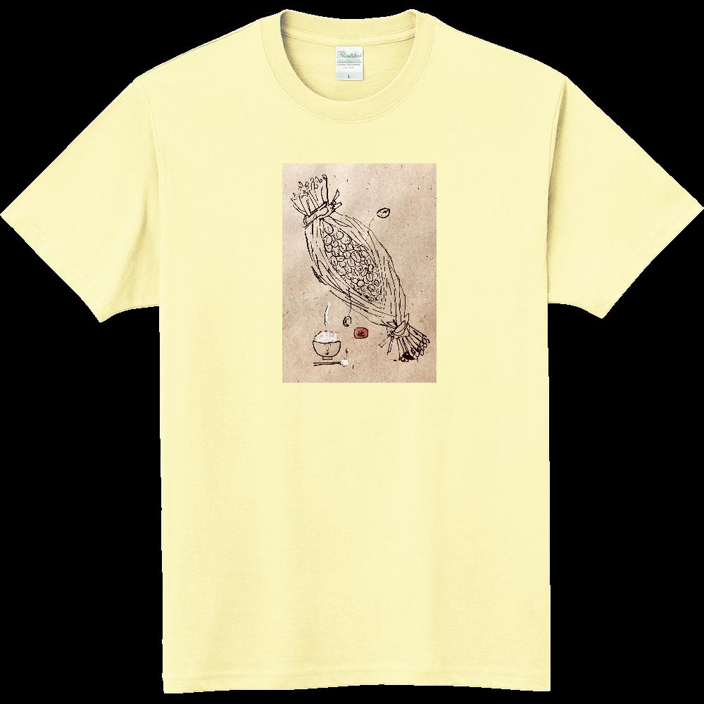 なっとうTシャツ 軽量Tシャツ