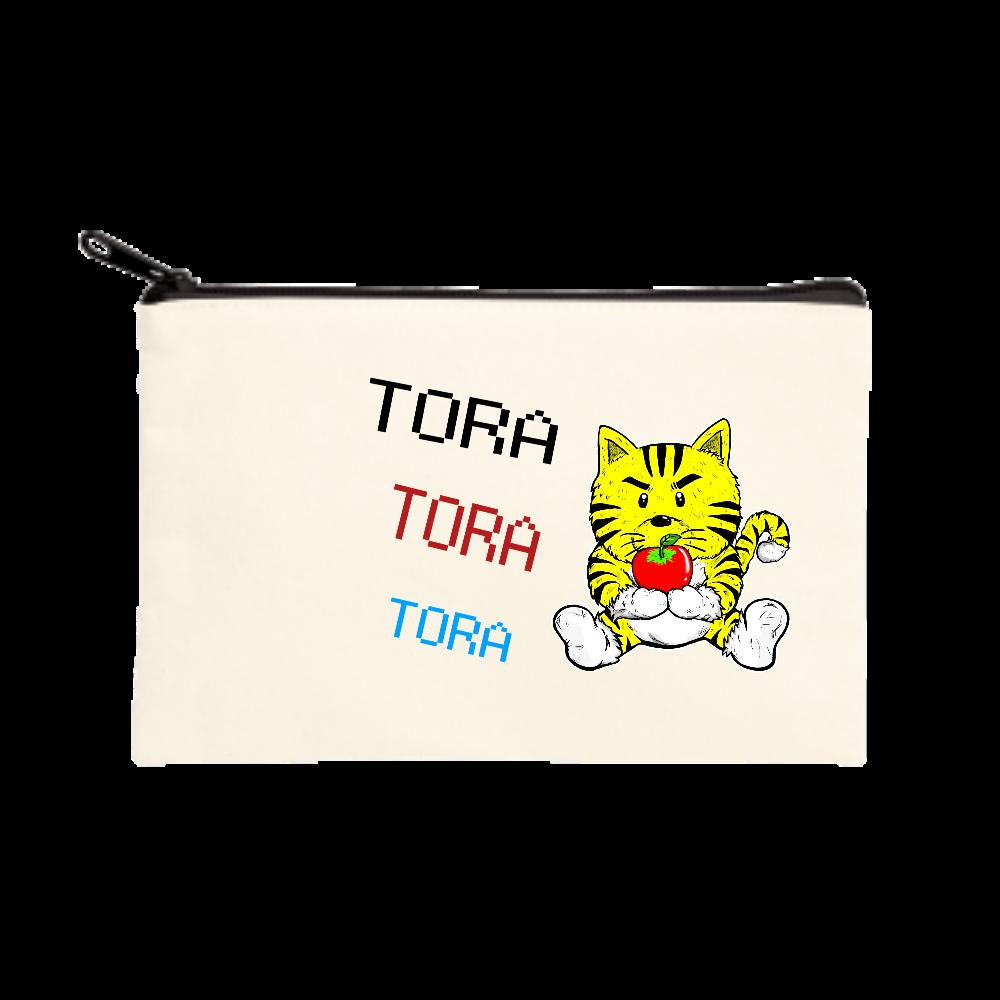 TORA りんご  黄色 ちいさなポーチ ポーチ(S)