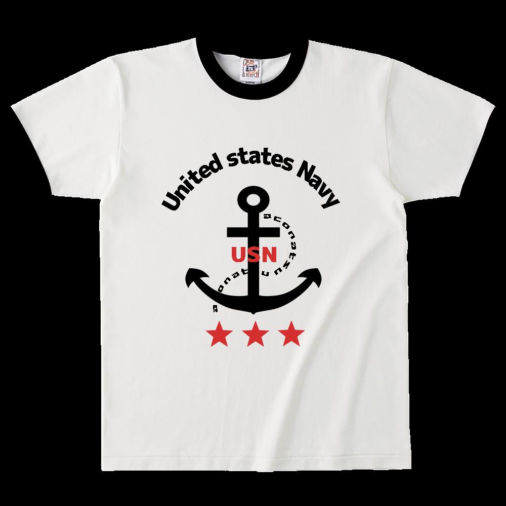 ARMY Tシャツ オープンエンドマックスウェイトリンガーTシャツ
