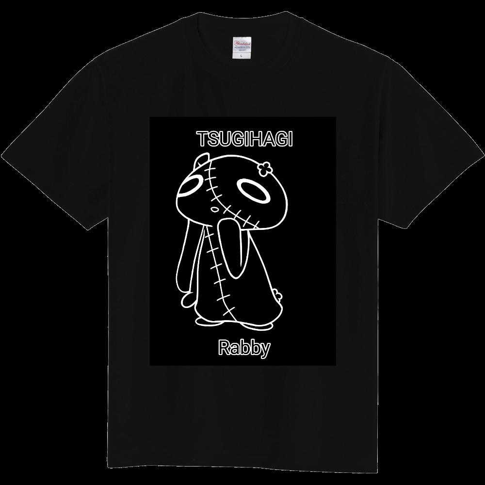 つぎはぎラビーTシャツ 定番Tシャツ
