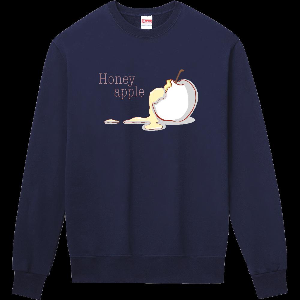 Honey apple 定番スウェット