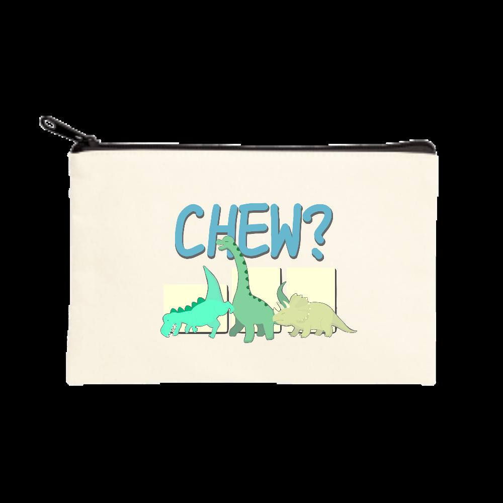 CHEW? ポーチ(S)