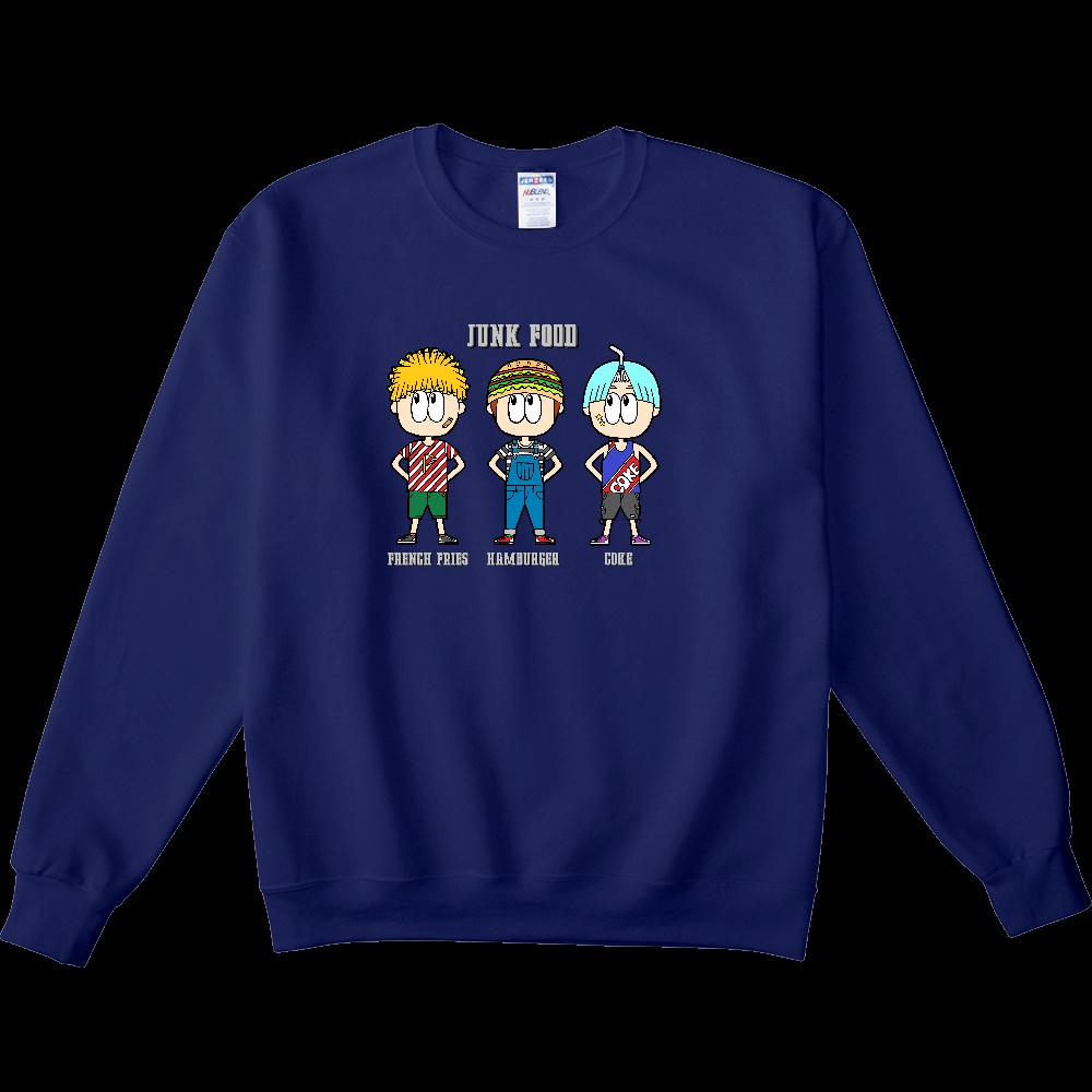 ジャンクフード/ファッション NUBLENDスウェットシャツ