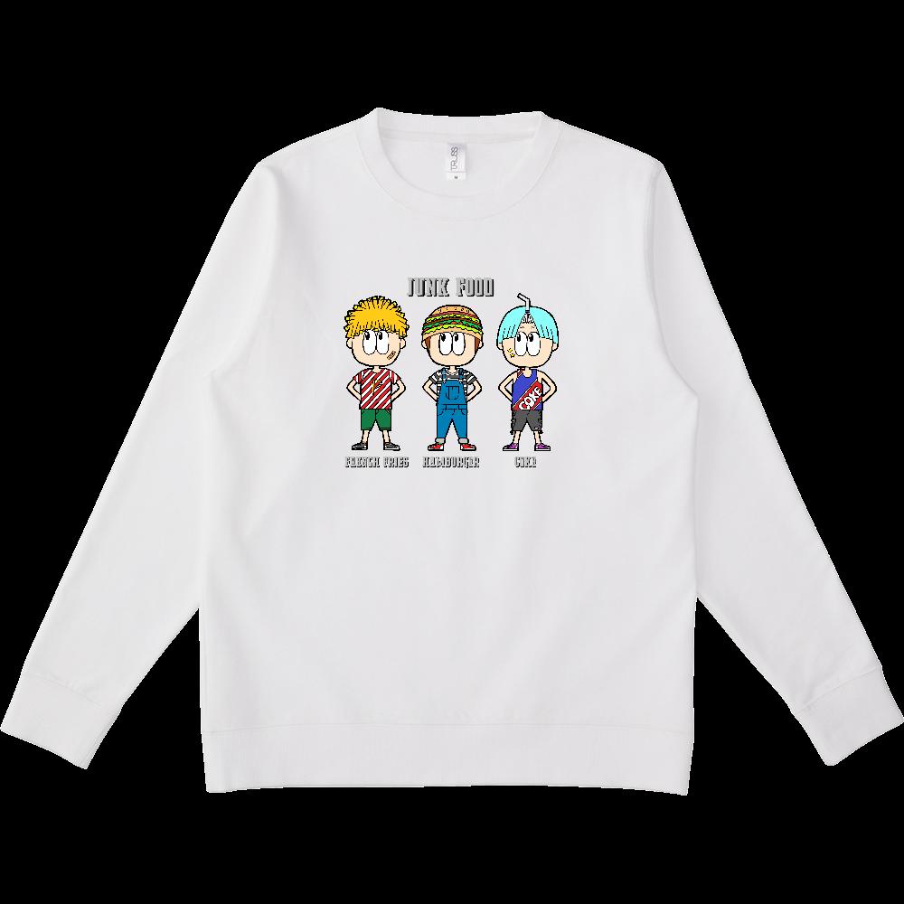 ジャンクフード/ファッション スタンダードスウェットシャツ