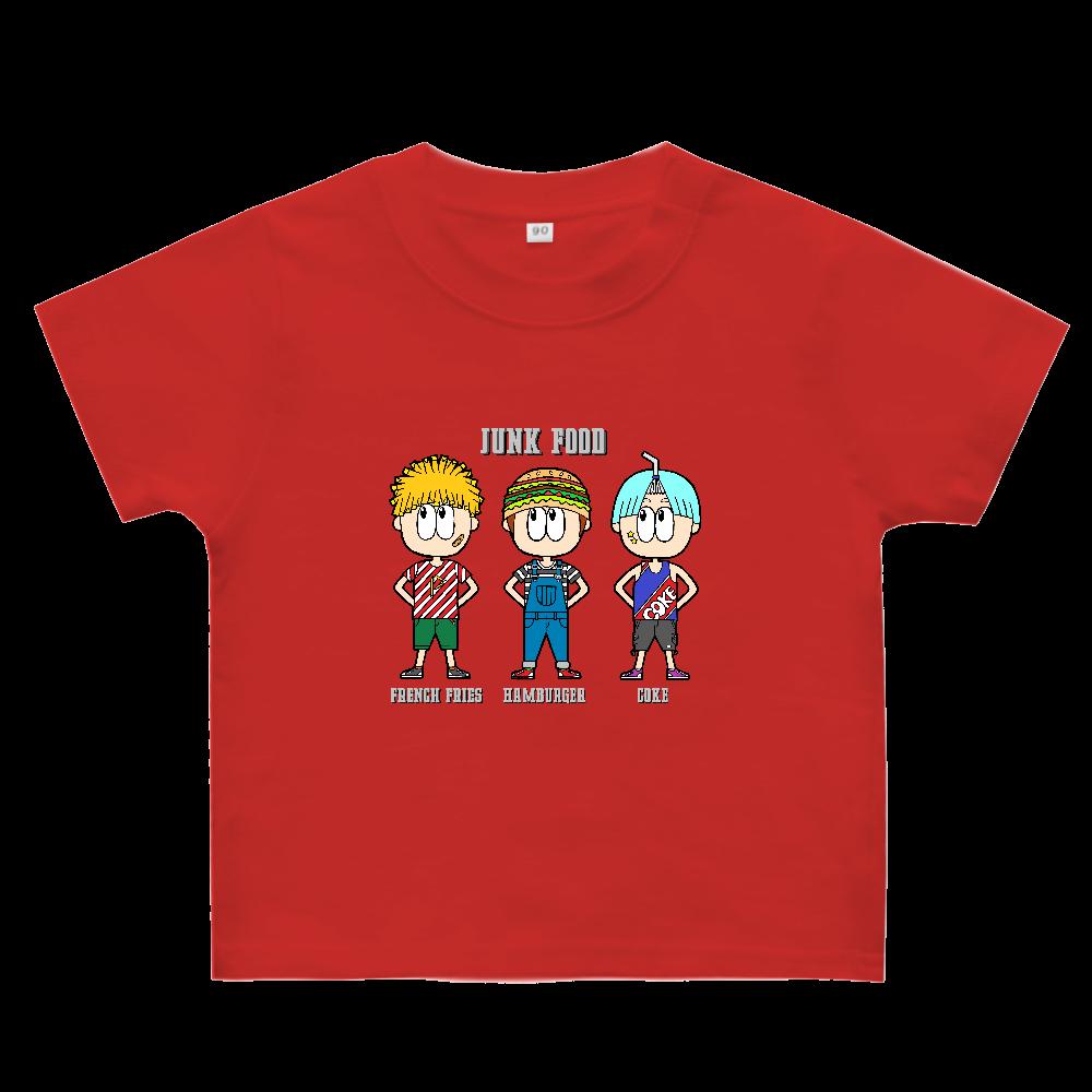 ジャンクフード/ファッション ヘビーウェイトベビーTシャツ