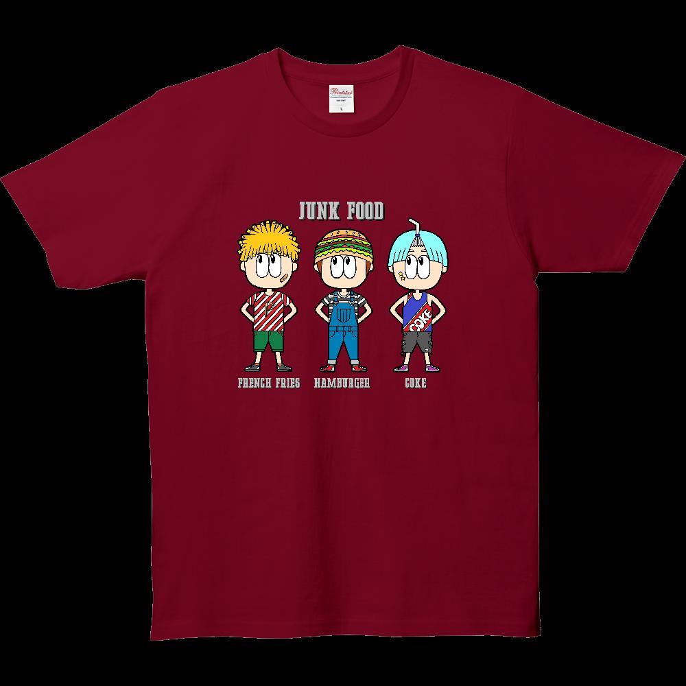 ジャンクフード/ファッション 5.0オンス ベーシックTシャツ(キッズ)