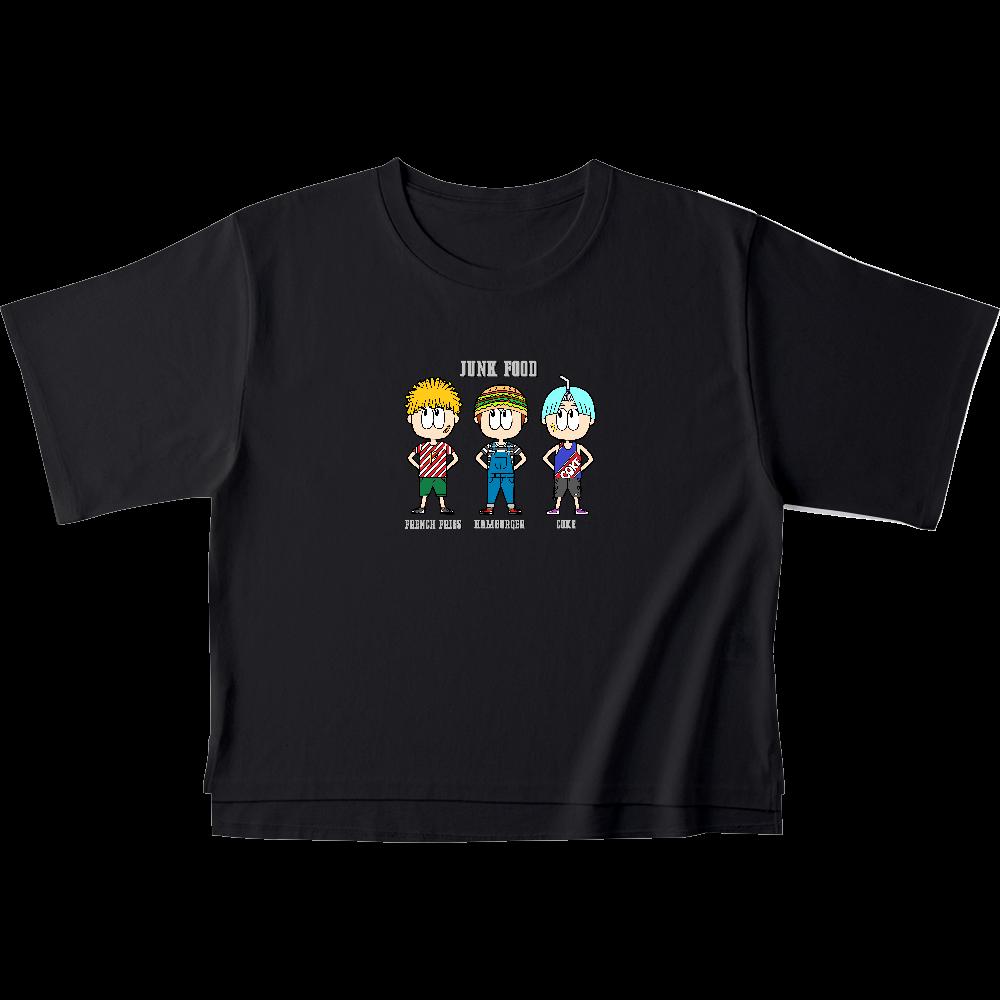 ジャンクフード/ファッション オープンエンドマックスウェイトウィメンズオーバーTシャツ